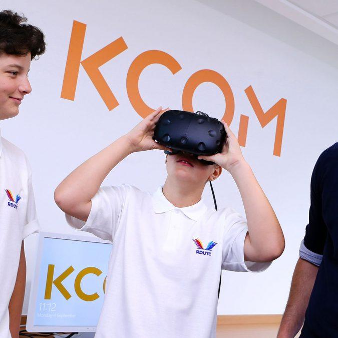 Kcom - inspection & testing of fibre optic networks