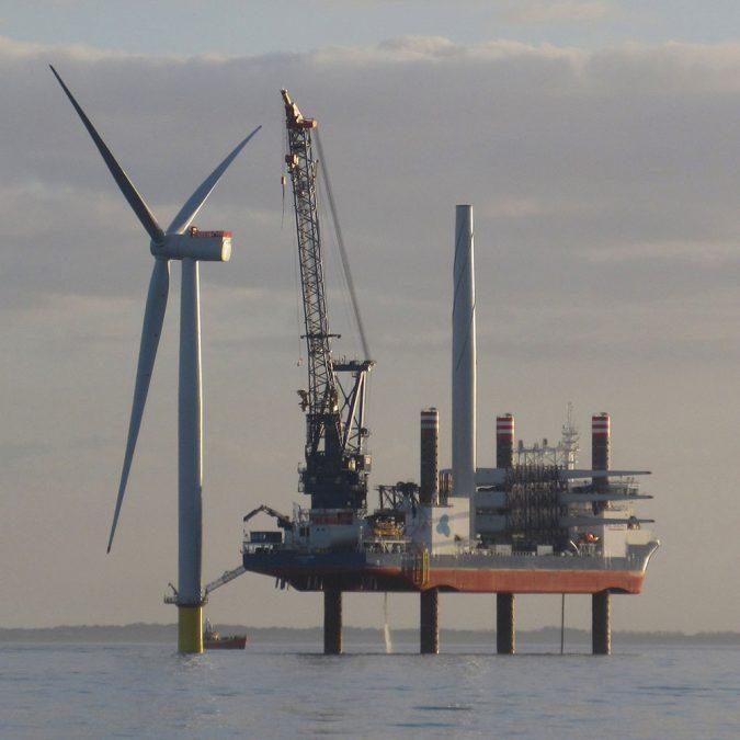 Siemens Gamesa - Wind turbine blade