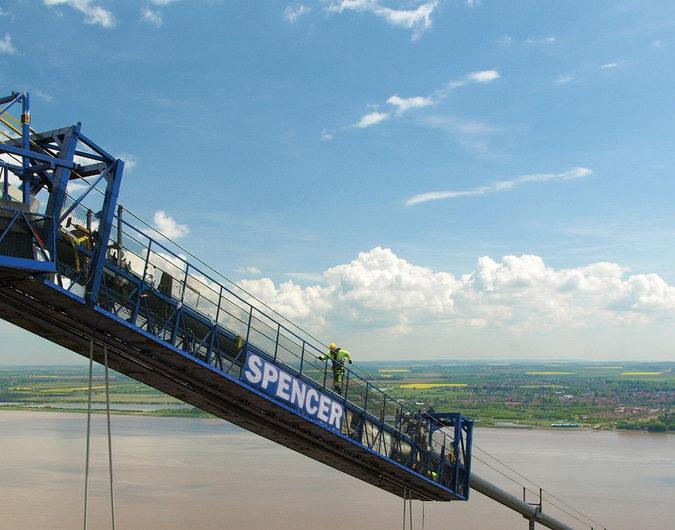 Spencer - Swing bridge deck design & control