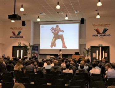 Superheroes science session launches personal development programme cover image