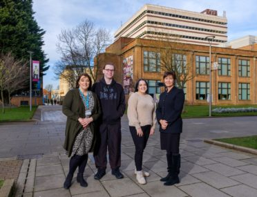 Scholarships help former Ron Dearing UTC students thrive at the University of Hull cover image