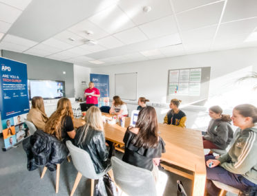 Lunch & Learn with APD inspires next generation of female tech talent cover image