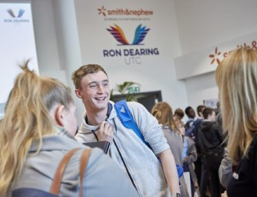 Students shine as Ron Dearing UTC scores A-level success cover image