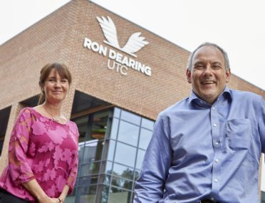 Education Select Committee Chair hails Ron Dearing UTC as flagship for future of learning cover image