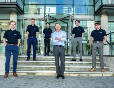 Spencer Group opens door to new apprentices as five Ron Dearing students join the team cover image