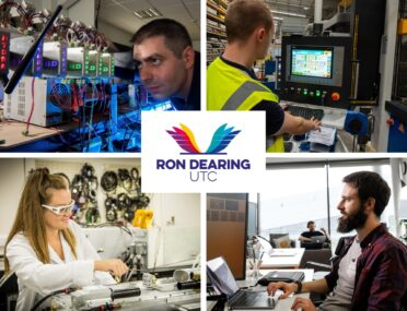 New industry-leading partners open up exciting opportunities for Ron Dearing UTC students cover image