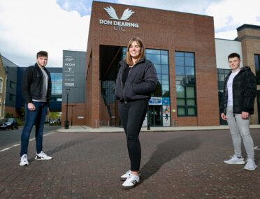 Ron Dearing UTC students secure dream jobs with amazing employers cover image
