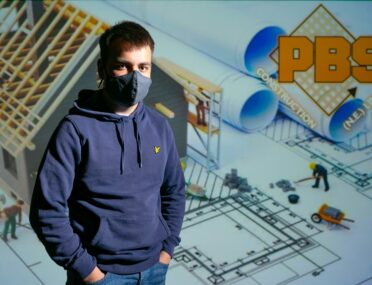 Scott prepares for the world of work at Hull-based PBS Construction cover image