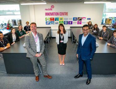 Reckitt CEO and CBI Director General visit Hull's Ron Dearing UTC cover image
