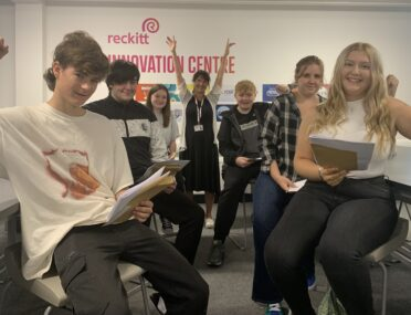 Ron Dearing UTC students celebrate GCSE success as demand for places soars cover image